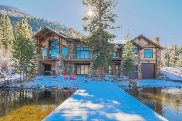 428 Gcr 697, Grand Lake, CO 80447 (MLS #20-1688) :: The Real Estate Company