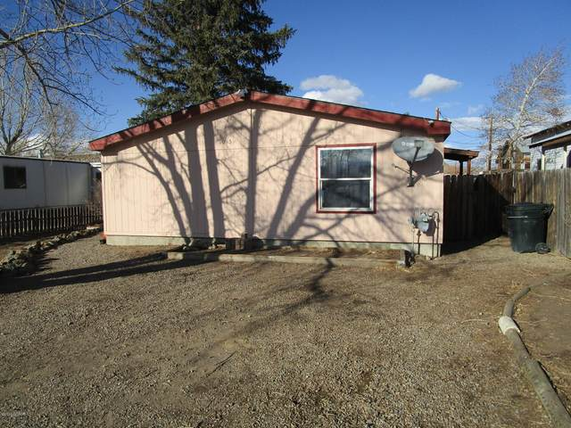 1015 Central, Kremmling, CO 80459 (MLS #20-1692) :: The Real Estate Company