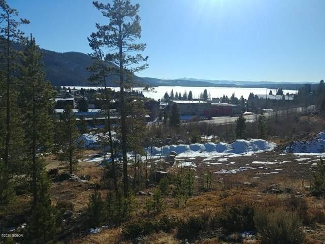 TBD Lake Ave, Grand Lake, CO 80447 (MLS #20-1702) :: The Real Estate Company
