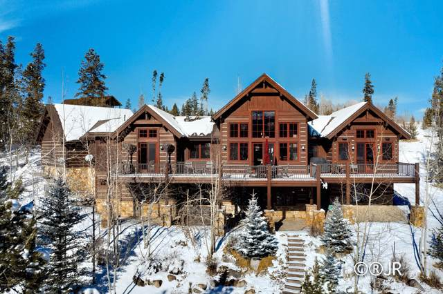 580 County Rd 8032, Fraser, CO 80442 (MLS #20-1705) :: The Real Estate Company