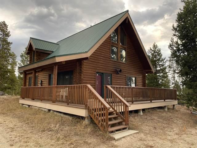 312 Gcr 4454, Grand Lake, CO 80447 (MLS #20-1707) :: The Real Estate Company