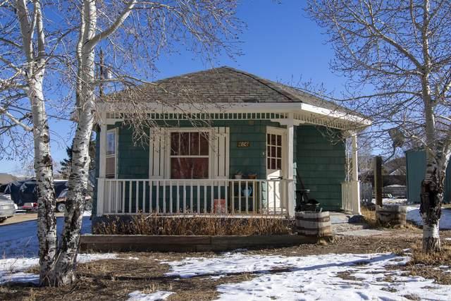 606 Aspen Street, Hot Sulphur Springs, CO 80451 (MLS #20-1708) :: The Real Estate Company