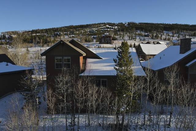 109 Deer Track Court, Granby, CO 80446 (MLS #20-1709) :: The Real Estate Company
