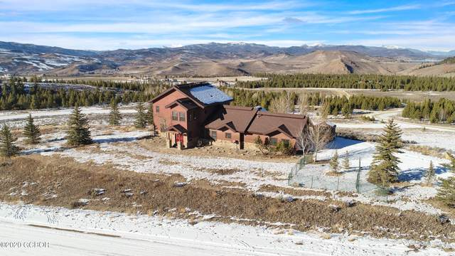 206 County Road 6234B, Granby, CO 80446 (MLS #20-1722) :: Clare Day with LIV Sotheby's International Realty