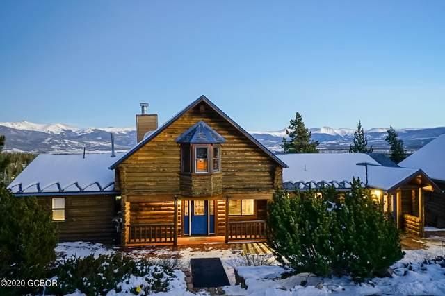 382 Gcr 863/Ridge Road, Tabernash, CO 80478 (MLS #20-1729) :: The Real Estate Company