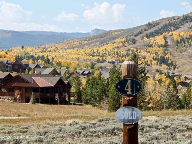 758 Mt Neva Drive, Granby, CO 80446 (MLS #20-1739) :: The Real Estate Company
