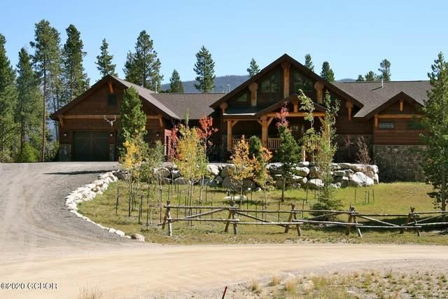 16 Gcr 4657, Grand Lake, CO 80447 (MLS #20-1764) :: The Real Estate Company