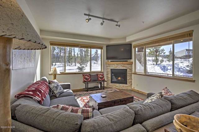 101 Trailhead Circle #113, Winter Park, CO 80482 (MLS #20-19) :: The Real Estate Company