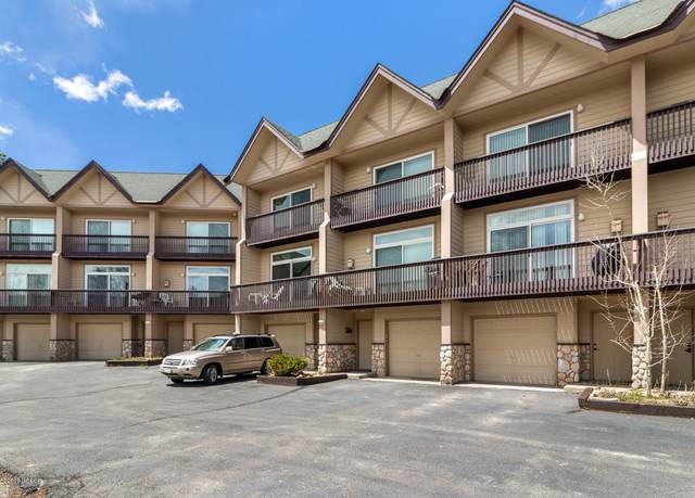 222 Woodspur Lane #222, Winter Park, CO 80482 (MLS #20-196) :: The Real Estate Company