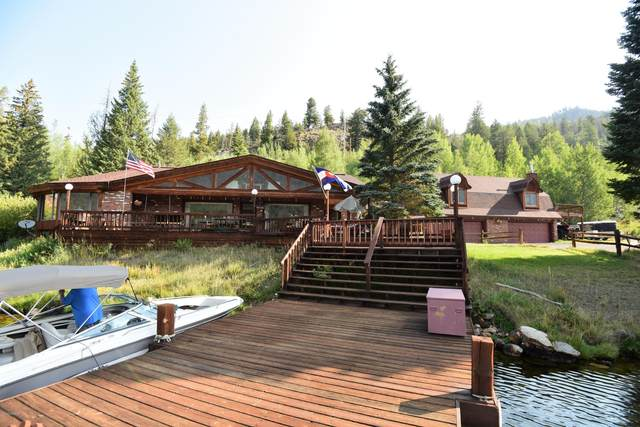 3450 West Portal, Grand Lake, CO 80447 (MLS #20-209) :: The Real Estate Company