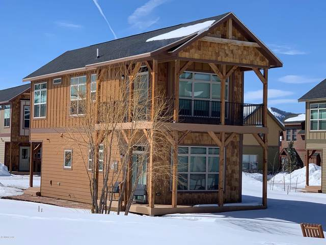 121 Edgewater Circle, Granby, CO 80446 (MLS #20-211) :: The Real Estate Company