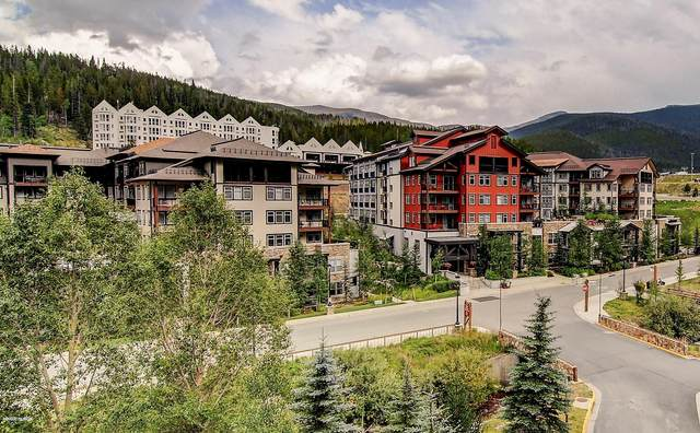 580 Winter Park #4646, Winter Park, CO 80482 (MLS #20-214) :: The Real Estate Company