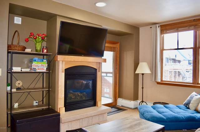 401 Nystrom Lane #1324, Winter Park, CO 80482 (MLS #20-229) :: The Real Estate Company