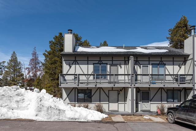 242 Gcr 832 A-6, Fraser, CO 80442 (MLS #20-268) :: The Real Estate Company
