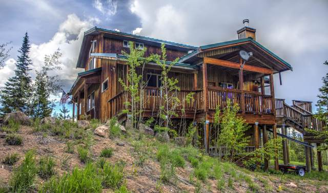 2264 Gcr 164, Kremmling, CO 80459 (MLS #20-27) :: The Real Estate Company