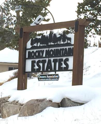 169 Gcr 4033, Grand Lake, CO 80447 (MLS #20-276) :: The Real Estate Company