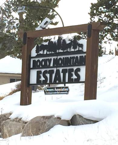 183 Gcr 4033 Lots 10 & 11, Grand Lake, CO 80447 (MLS #20-277) :: The Real Estate Company