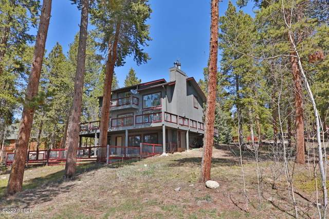 81 Gcr 8307, Tabernash, CO 80478 (MLS #20-285) :: The Real Estate Company