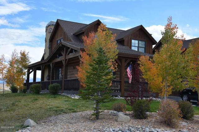 204 Thompson Rd., Granby, CO 80446 (MLS #20-295) :: The Real Estate Company