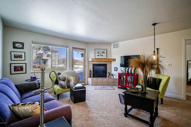 40 Fox Drive #101, Granby, CO 80446 (MLS #20-319) :: The Real Estate Company