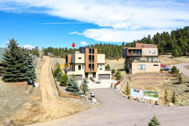 28675 Tepees Way, Evergreen, CO 80439 (MLS #20-320) :: The Real Estate Company