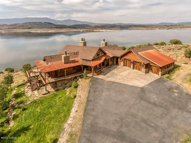 1006 County Rd 341, Parshall, CO 80468 (MLS #20-390) :: The Real Estate Company