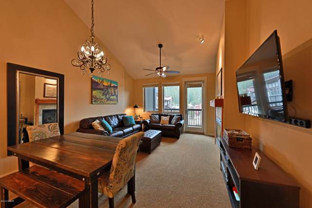 580 Winter Park, Winter Park, CO 80482 (MLS #20-41) :: The Real Estate Company