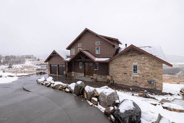 609 Lower Ranch View Road, Granby, CO 80446 (MLS #20-44) :: The Real Estate Company