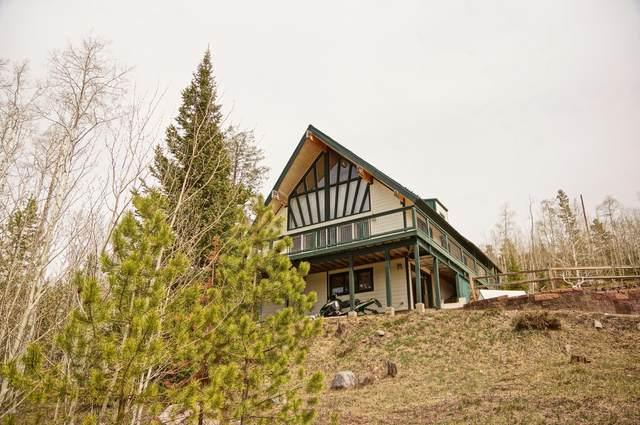 2355 Gcr 2416, Kremmling, CO 80459 (MLS #20-452) :: The Real Estate Company