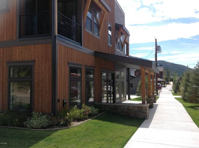 800 Park Avenue #208, Grand Lake, CO 80447 (MLS #20-457) :: The Real Estate Company