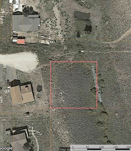 E Moffat Ave, Hot Sulphur Springs, CO 80451 (MLS #20-482) :: The Real Estate Company
