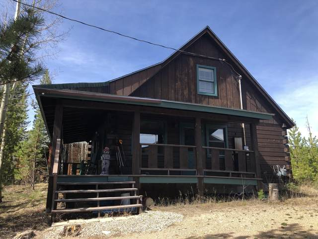 1217 Gcr 49, Grand Lake, CO 80447 (MLS #20-500) :: The Real Estate Company