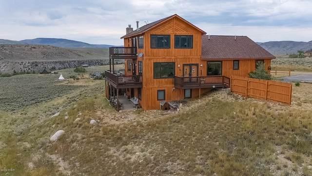 525 Gcr 1003, Kremmling, CO 80459 (MLS #20-504) :: The Real Estate Company