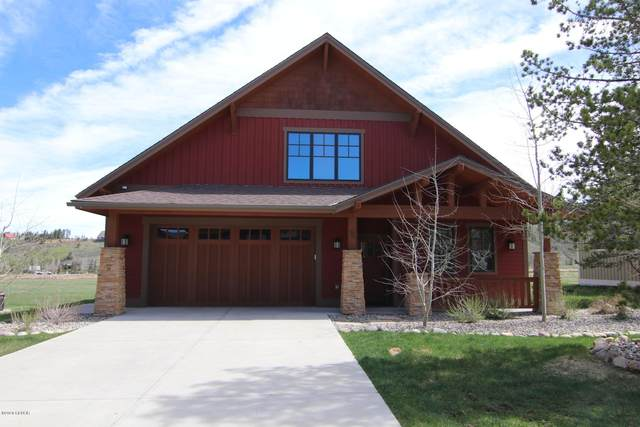 72 Meadow Trail, Fraser, CO 80442 (MLS #20-511) :: The Real Estate Company