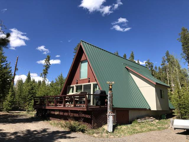 144 Gcr 494, Grand Lake, CO 80447 (MLS #20-532) :: The Real Estate Company