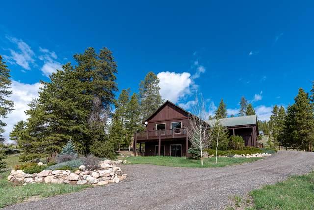 1599 Prairie Sage Rd Aka Gcr 5221, Tabernash, CO 80478 (MLS #20-543) :: The Real Estate Company