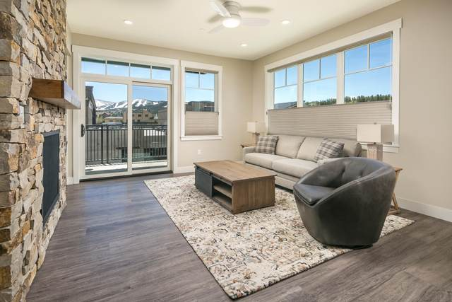 400 Baker Drive #208, Winter Park, CO 80482 (MLS #20-545) :: The Real Estate Company