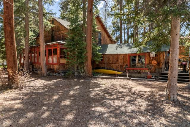 1224 Lake Avenue #11 & 12A (Aka , Grand Lake, CO 80447 (MLS #20-548) :: The Real Estate Company
