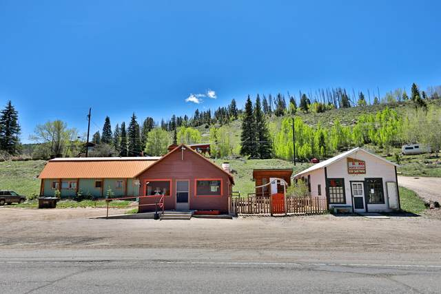 512 Byers Avenue, Hot Sulphur Springs, CO 80451 (MLS #20-551) :: The Real Estate Company