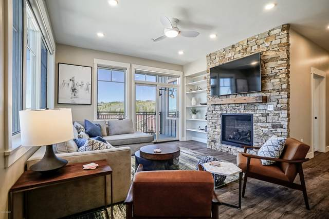 400 Baker Drive #303, Winter Park, CO 80482 (MLS #20-560) :: The Real Estate Company