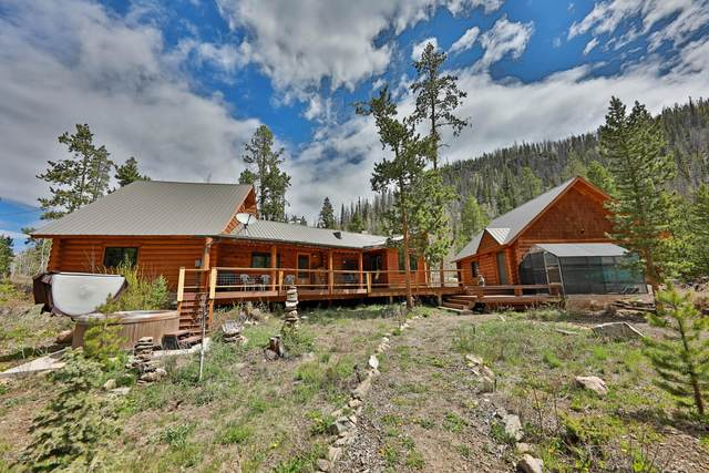 8621 Hwy 125, Granby, CO 80446 (MLS #20-573) :: The Real Estate Company