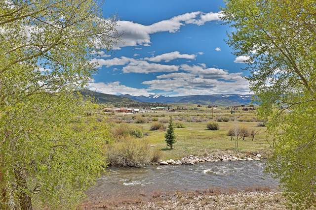 116 Edgewater Cir, Granby, CO 80446 (MLS #20-579) :: The Real Estate Company