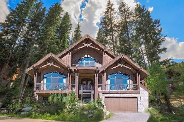 197 Bridger Trail, Winter Park, CO 80482 (MLS #20-59) :: The Real Estate Company