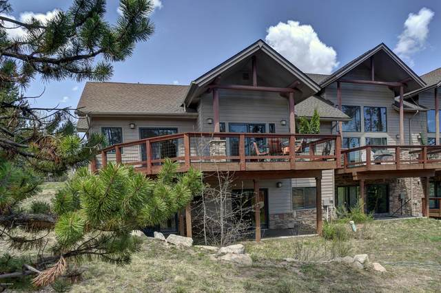 810 Elk Trail #D, Winter Park, CO 80482 (MLS #20-596) :: The Real Estate Company