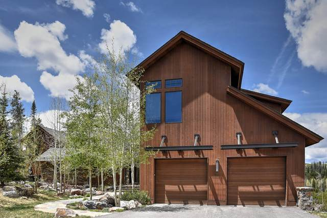 496 Leland Creek Way, Winter Park, CO 80482 (MLS #20-599) :: The Real Estate Company