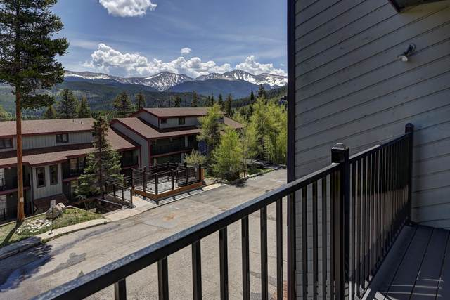 143 Forest Trail #311 (Aka Everg, Winter Park, CO 80482 (MLS #20-606) :: The Real Estate Company