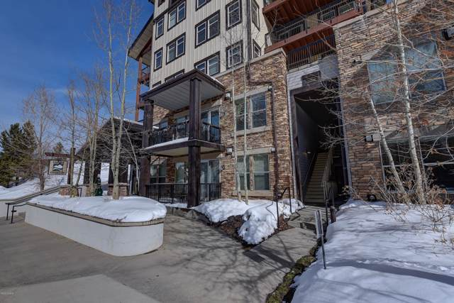 670 Winter Park Drive #3235, Winter Park, CO 80482 (MLS #20-61) :: The Real Estate Company