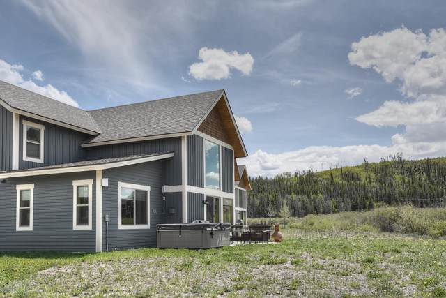 7 Beaver Brook Trail, Fraser, CO 80442 (MLS #20-616) :: The Real Estate Company