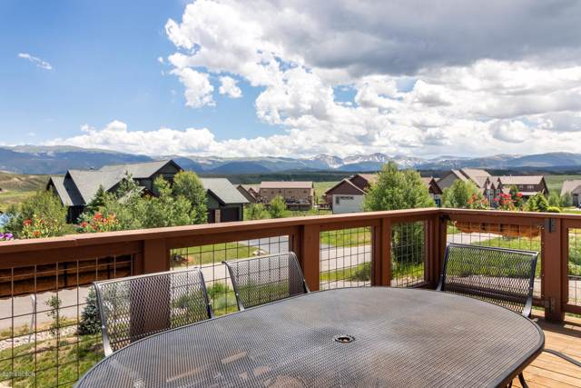 176 Gcr 5222, Tabernash, CO 80478 (MLS #20-62) :: The Real Estate Company