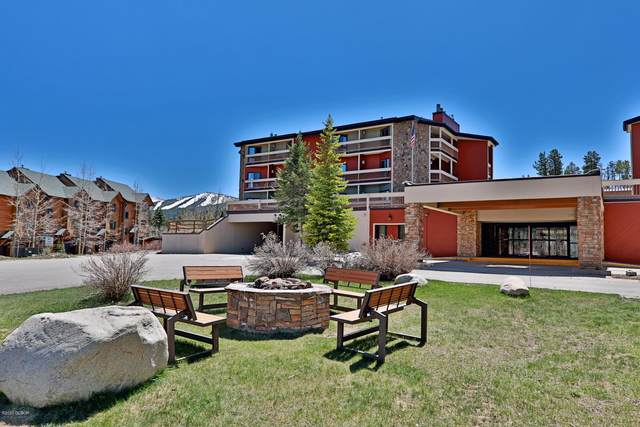 490 Kings Crossing Road #113, Winter Park, CO 80482 (MLS #20-634) :: The Real Estate Company
